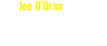 Joe D'Urso presents Rockland-Bergen Music Festival