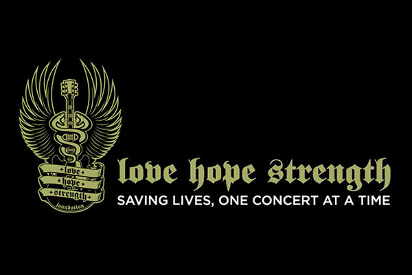 Love Hope Strength | Marrow Registry